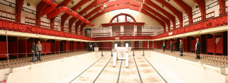 Dear sir daniel lucie potter art in the public realm - Glasgow city council swimming pools ...